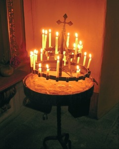 Prayer Candelabra