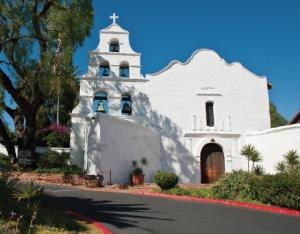 San Diego Mission<br/>de Alcalá