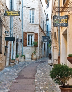 Exploring Saint Paul de Vence