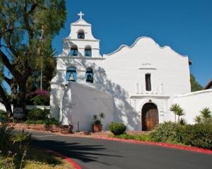 Mission San Diego<br/>de Alcalá