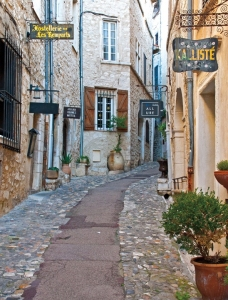 Exploring Saint Paul<br/>de Vence