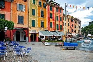 Colors in Portofino