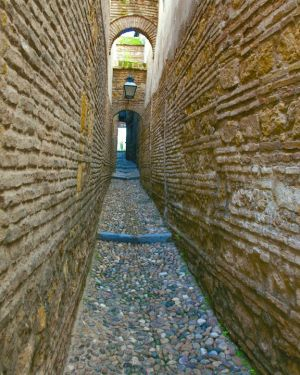 Perspectives in Stone, Cordoba, Spain