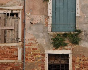 Venice Windowscape, Venice, Italy